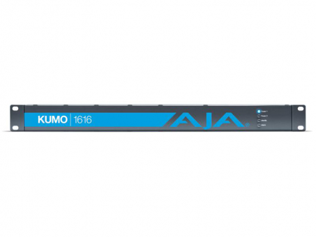 AJA KUMO 16x16 Compact SDI Router