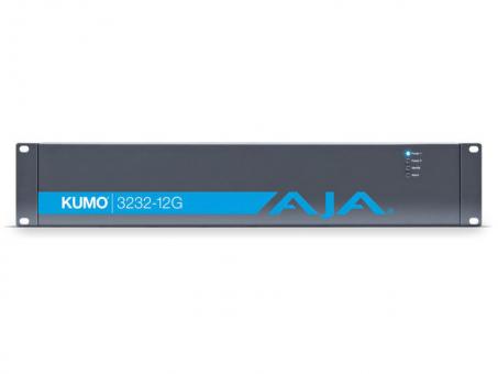AJA KUMO 32x32 Compact 12G-SDI Router