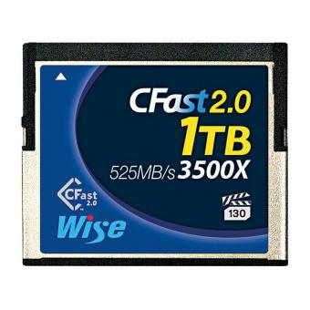 Wise CFast 2.0 Card 3500X blue 1TB