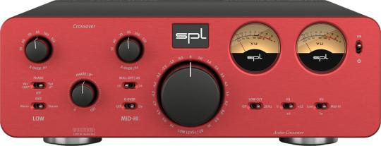 SPL Crossover red