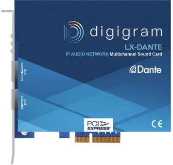 Digigram LX-Dante