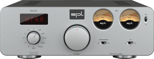 SPL Director Mk2 silver
