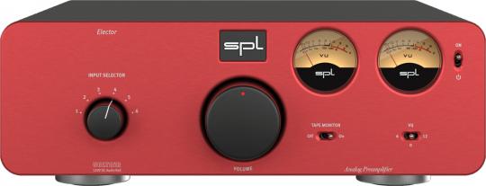 SPL Elector red