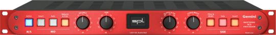 SPL Gemini red