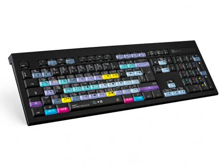 LogicKeyboard Davinci Resolve 16 Astra BL dt. (Mac)