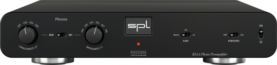 SPL Phonos black