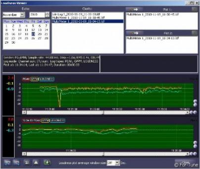 Pinguin Loudness Server
