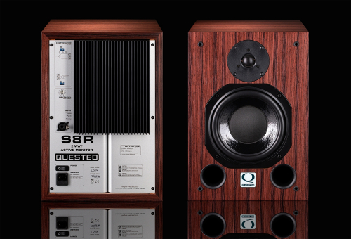 Quested S8R Rosewood Edition