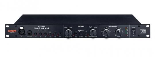 Warm Audio TB12 Tone Beast Black