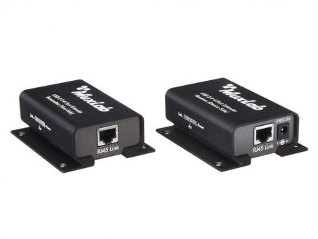 MuxLab USB 2.0 4-Port Extender Kit