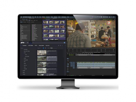 Avid Media Composer Perpetual Crossgrade zu Media Composer Ultimate