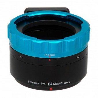 Fotodiox Pro B4 Magic Adapter für BMPCC/Studio HD