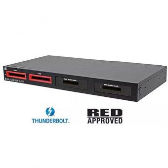 AFT Blackjet UX-1 RED Edition Thunderbolt 3