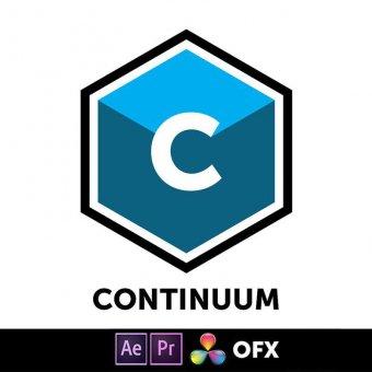 Boris FX Continuum 2020 Adobe/Apple/OFX Upgrade von 2019