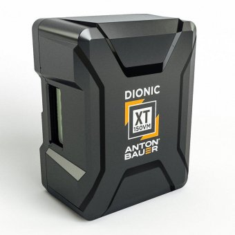 Anton Bauer Dionic XT150 VM