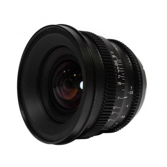 SLR Magic MicroPrime 12mm T2.8 MFT Mount