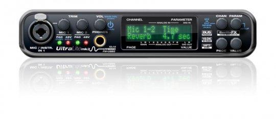 MOTU UltraLite-mk3 Hybrid