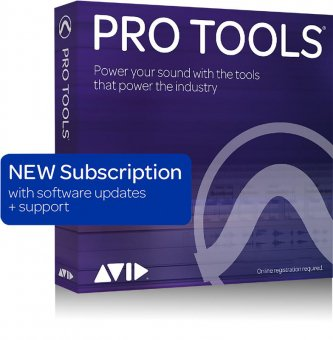 Avid Pro Tools Jahreslizenz ESD
