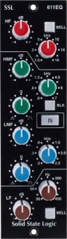 SSL 500 E-Series EQ Modul