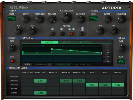 Arturia 3 Filters you'll actually use