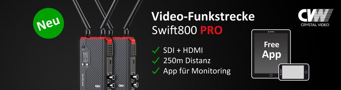 Professionelle Audio und Videotechnik